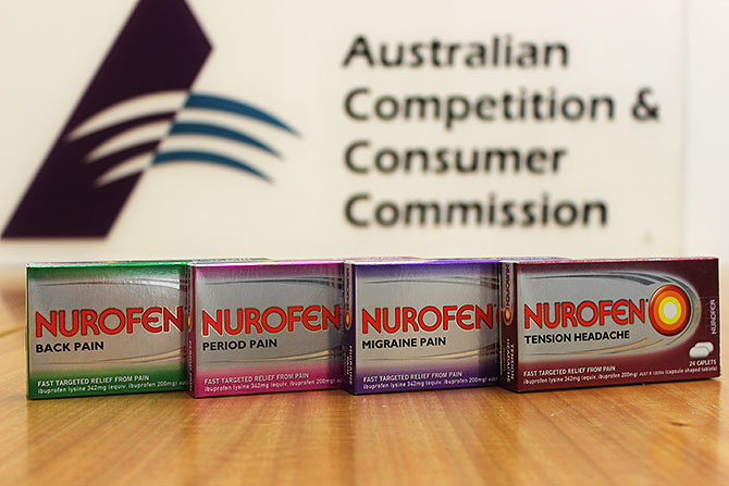 Nurofen Specific Pain products_0